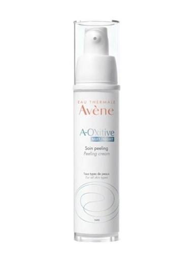 Avene A-oxitive Yaşlanma Karşıtı Peeling Etkili Gece Bakım Kremi 30 ml  Renksiz